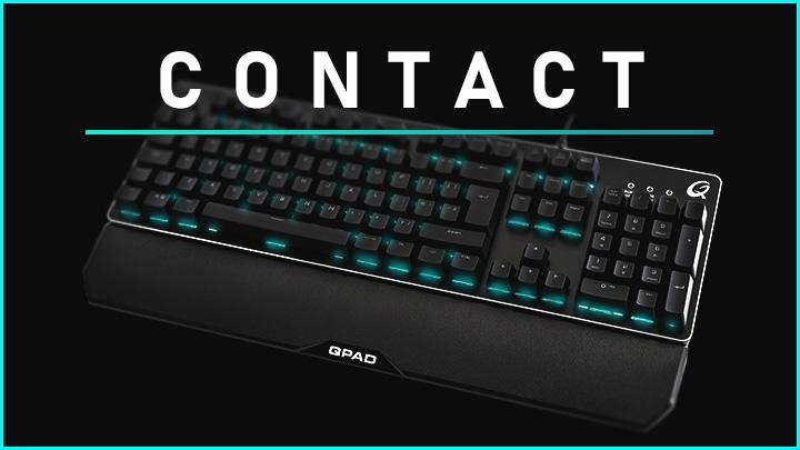 QPAD Contact