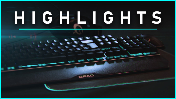 QPAD Highlights