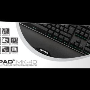 QPAD MK-40 Boxed