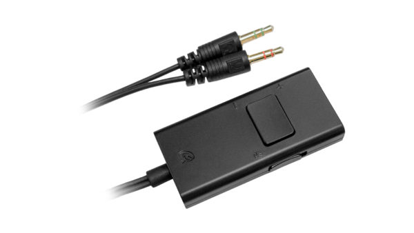 QPAD volume control