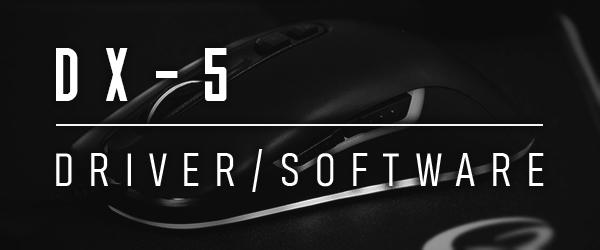 QPAD---DriverSoftrware-DX-5