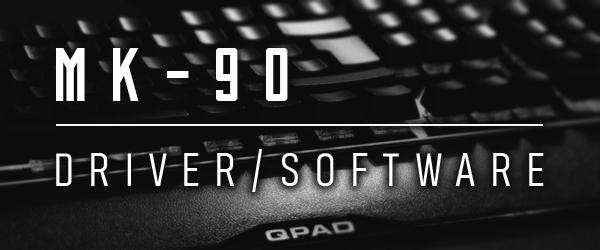 QPAD---DriverSoftrware-MK-90