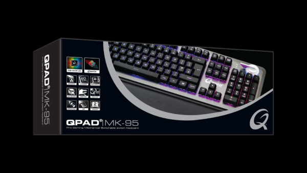 QPAD MK-95 Boxed