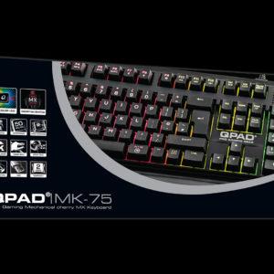 QPAD MK-75 boxed
