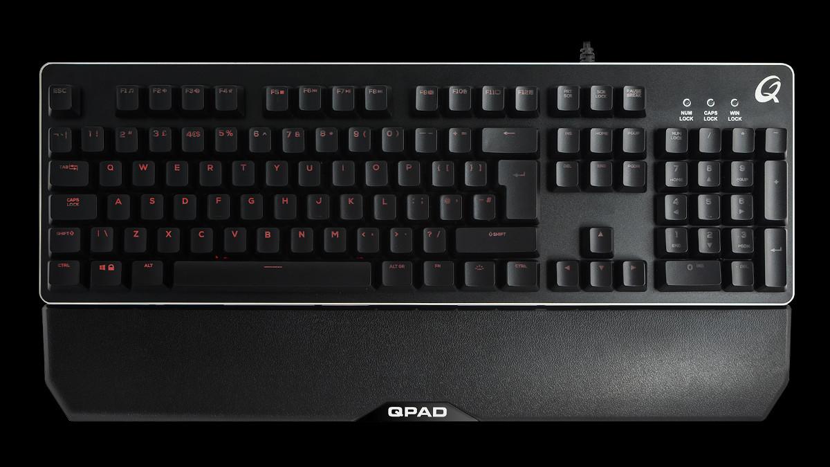 QPAD MK-40