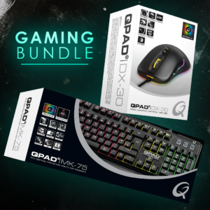 QPAD Gaming bundle