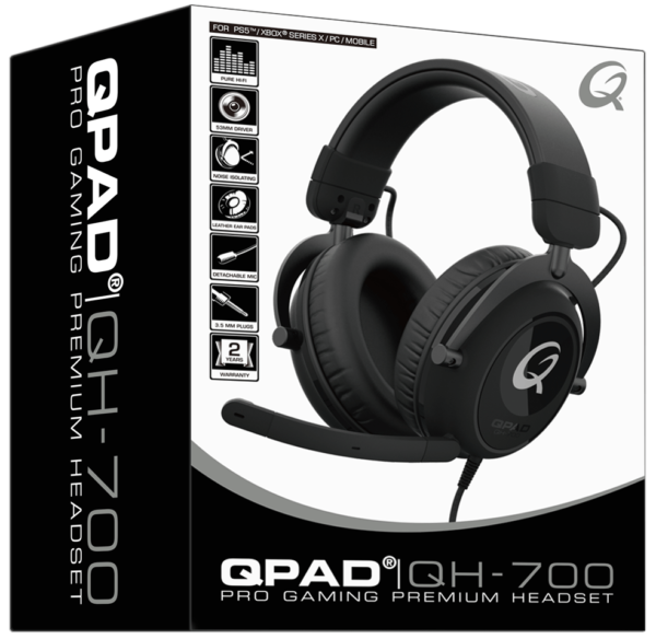 QPAD QH-700 Box product