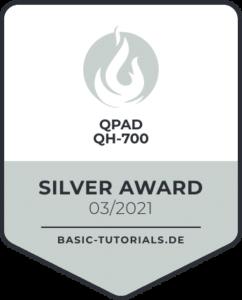 QPAD-QH-700-Award